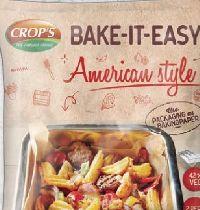 Bake-It-Easy Fertiggericht von Crop's