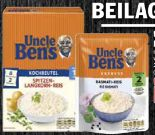 Express Reis von Uncle Ben's
