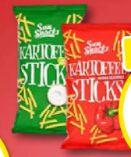 Kartoffel Sticks von Sun Snacks