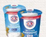 Der frische Naturjoghurt von Bärenmarke