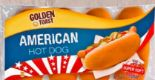 American Hot Dog von Golden Toast
