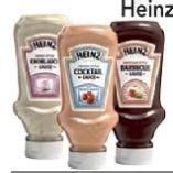 Feinkost Saucen von Heinz