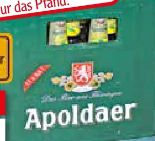 Tradition von Apoldaer