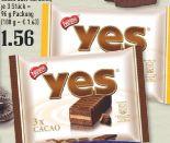 Yes Törtchen von Nestlé