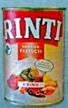 Hundenassnahrung von Rinti