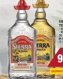Tequila von Sierra