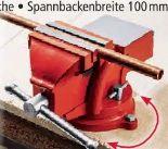 Parallelschraubstock von Kraft Werkzeuge