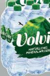 Mineralwasser von Volvic
