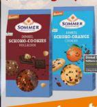 Bio-Dinkel Schoko Cookies von Sommer