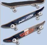 Skateboard von Nerf