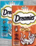 Katzennahrung von Dreamies