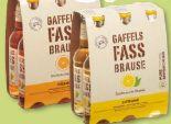 Alkoholfreies Mischgetränk von Gaffels Fassbrause