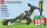 Technic Dragster Rennauto von Lego