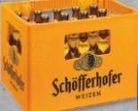 Bier von Schöfferhofer