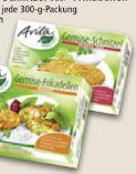 Gemüse-Schnitzel von Avita