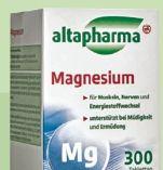 Magnesium von Altapharma
