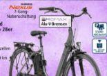 Alu-Elektro-Fahrrad Green 3.0 von Zündapp