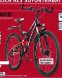 Mountainbike Blue 5.0 von Zündapp
