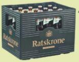 Bier von Ratskrone