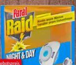 Insektenstecker von Raid