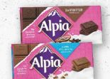 Schokolade von Alpia
