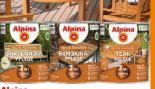 Gartenholz-Pflege von Alpina
