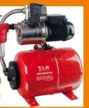 Hauswasserwerk HWW 1000/25 Plus F von T.I.P.