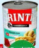 Hundenahrung von Rinti