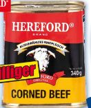 Corned Beef von Hereford