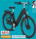 E-Bike Limited City Disc Edition von Prophete