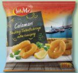 Backteig Tintenfischringe von Sol & Mar
