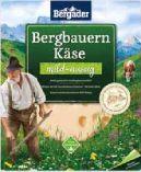 Käsescheiben von Bergbauern