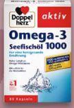 Omega-3 Seefischöl von Doppelherz