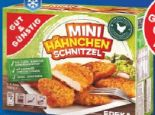Mini Hähnchen Schnitzel von Gut & Günstig