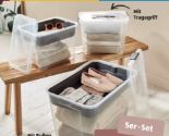 Maxi-Stapelboxenset von Easy Home