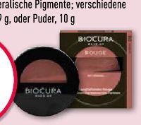 Make-up Rouge von Biocura