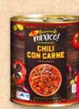 Chili con Carne von Bienvenido Mexiko