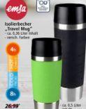 Isolierbecher Travel Mug von emsa
