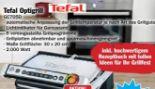 Kontaktgrill Optigrill GC705D von Tefal