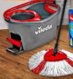 Bodenwischsystem Easy Wring & Clean von Vileda
