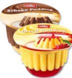Pudding mit Soße von Müller