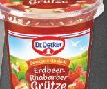 Fruchtgrütze von Dr. Oetker