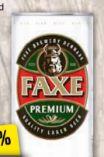 Premium Pils von Faxe