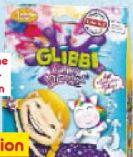 Glibbi Glitzerbad Einhorn von Simba