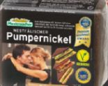 Pumpernickel von Mestemacher