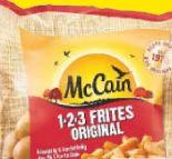 1-2-3 Frites Original von McCain