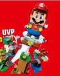 Super Mario Abenteuer mit Mario – Starterset Bauset Nr. 71360 von Lego