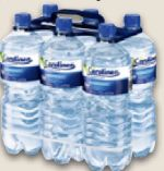 Bio Mineralwasser von Carolinen