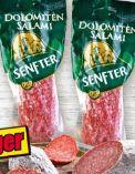 Südtiroler Dolomiten Salami von Senfter