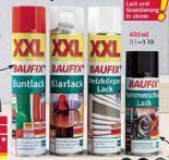 XXL-Sprühlacke von Baufix